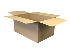self constructing packing boxes