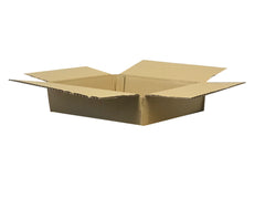 single wall cardboard boxes 220mm