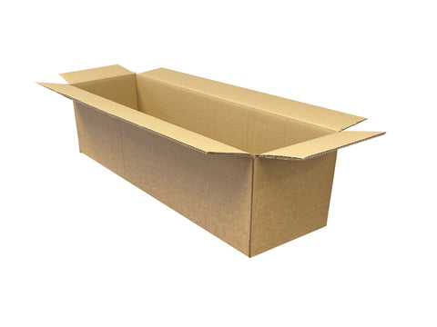 New Plain Double Wall Box - 865mm x 245mm x 235mm