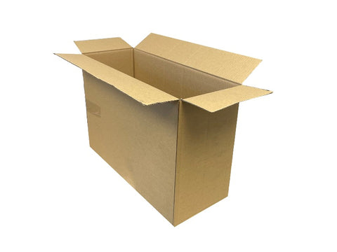 plain cheap cardboard boxes