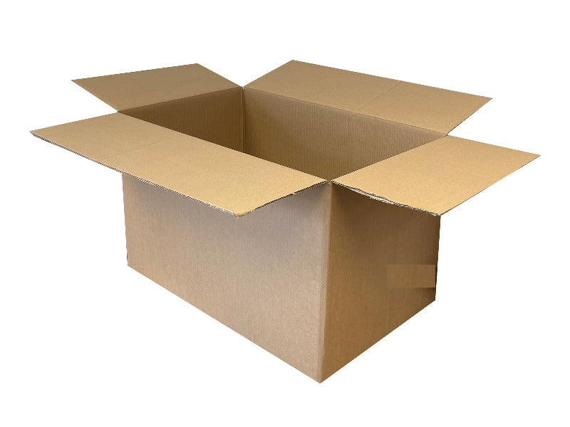 double wall packing boxes 75cm