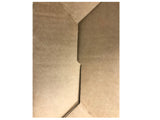 self folding base cardboard boxes