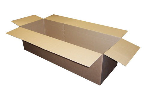 brand new long cardboard boxes
