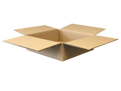 New Plain Double Wall Box - 325mm x 325mm x 85mm
