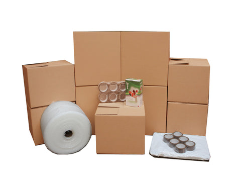 Removal boxes - small removal box kit for moving house