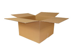Pack 1 moving boxes - 457mm x 457mm x 305mm
