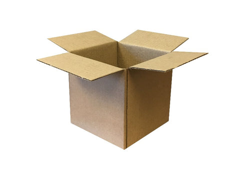 small cardboard boxes 102mm 10.2cm