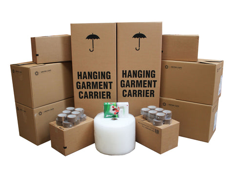 moving house box kit