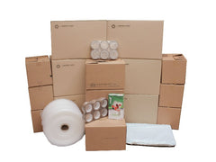 Removal Boxes: Budget Small House Moving Kit