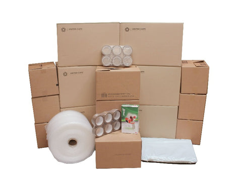 Budget kit removals boxes for moving house