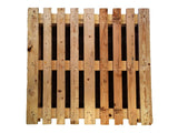used wooden pallets heavy duty
