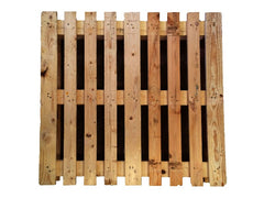 Heavy Duty Wooden Pallet 1140x1140 - 1140mm x 1140mm