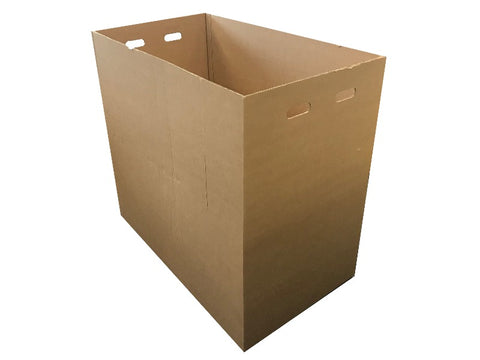 New Strong Double Wall Open Top Bin - 775mm x 570mm x 900mm