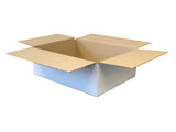 New Plain Single Wall Box - 400mm x 290mm x 135mm