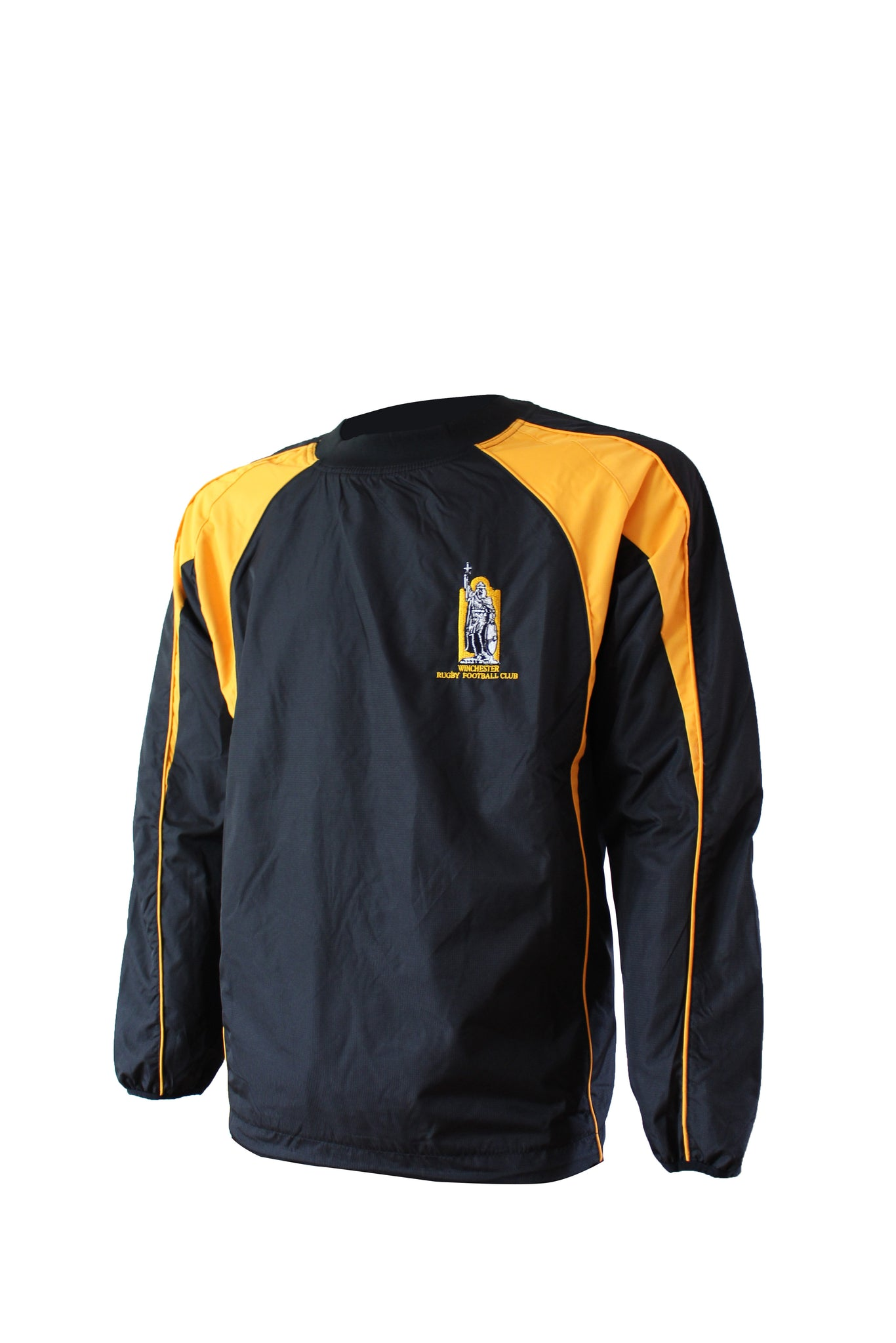Waterproof Training Top – Winchester Rugby Club Store 041944c71