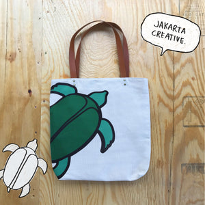 Tote Bag Icon Bulus