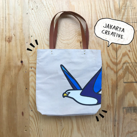 Tote Bag Icon Elang Bondol
