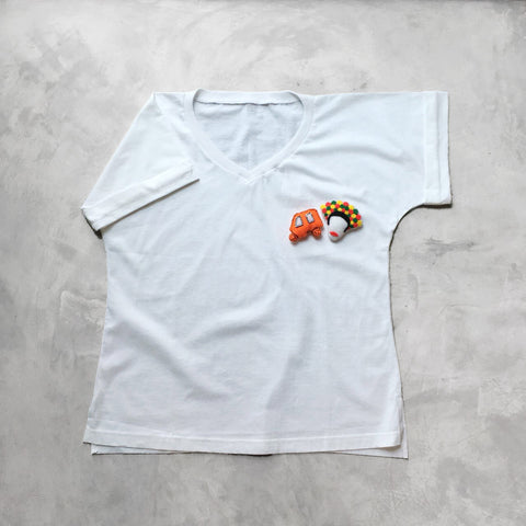 Brooch T-shirt