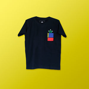 Icon Patch T-shirt (Bulus)