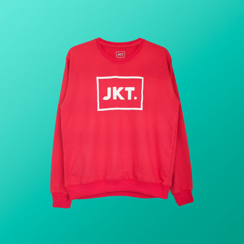 JKT Sweatshirt (Red)