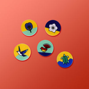 Icon Patch (Set of 5)