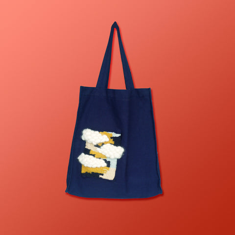Weaving Totebag