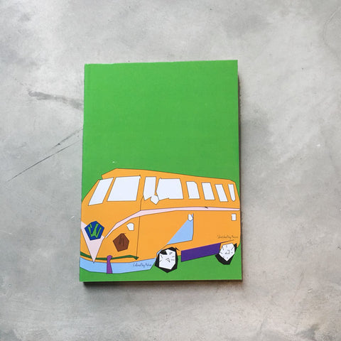 Notebook Abyakta Transportation