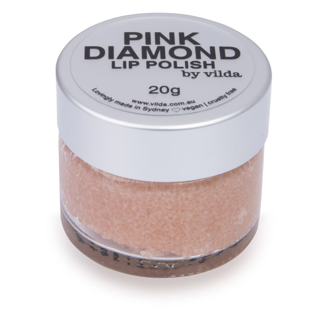 Pink Diamond Lip Polish