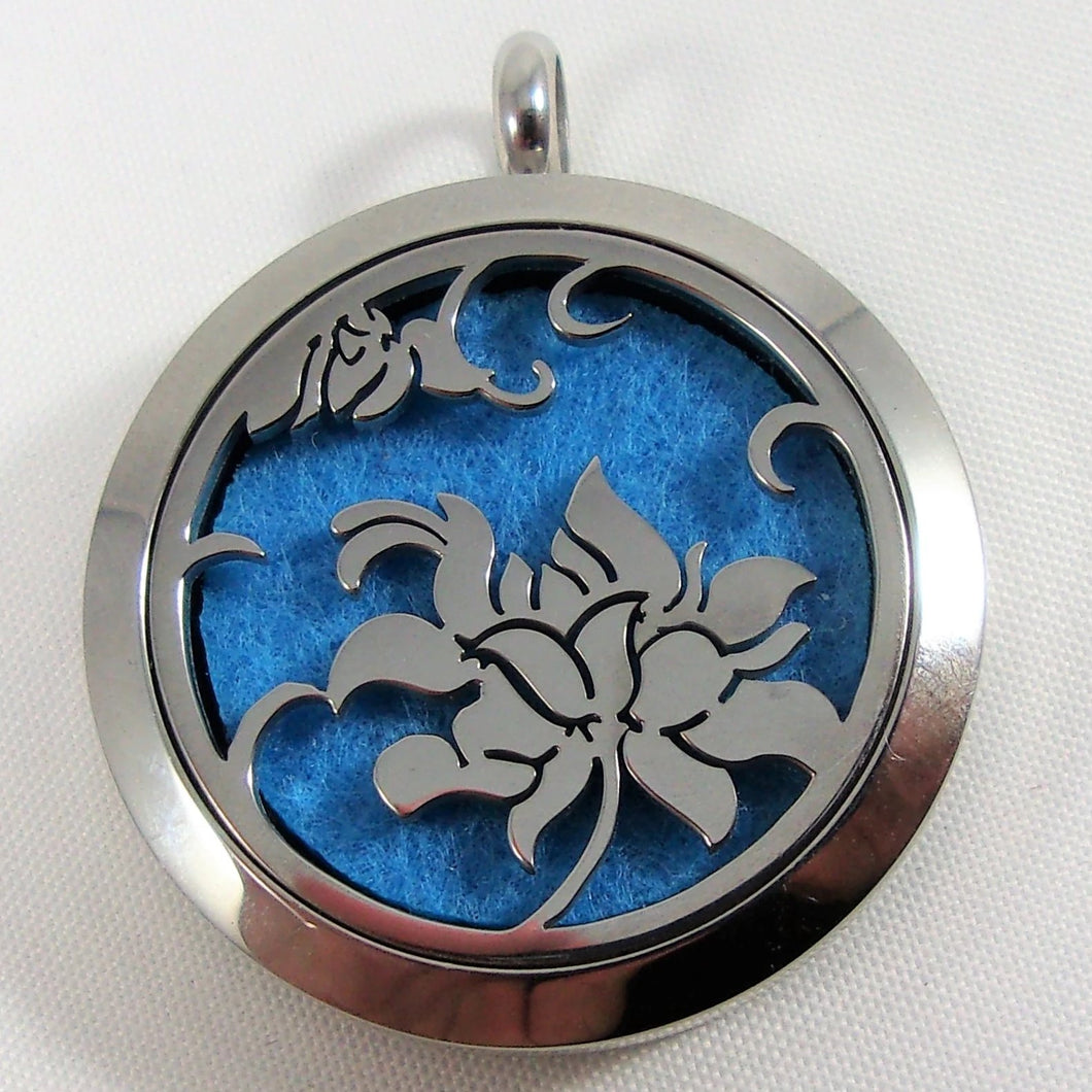 aff6654b3065b Awakening Lotus Stainless Necklace