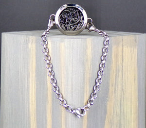 Breeze Stainless Chain Bracelet