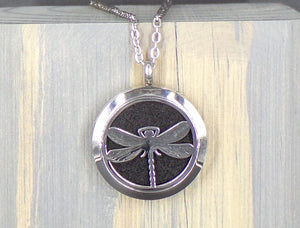 Dragonfly Stainless Necklace
