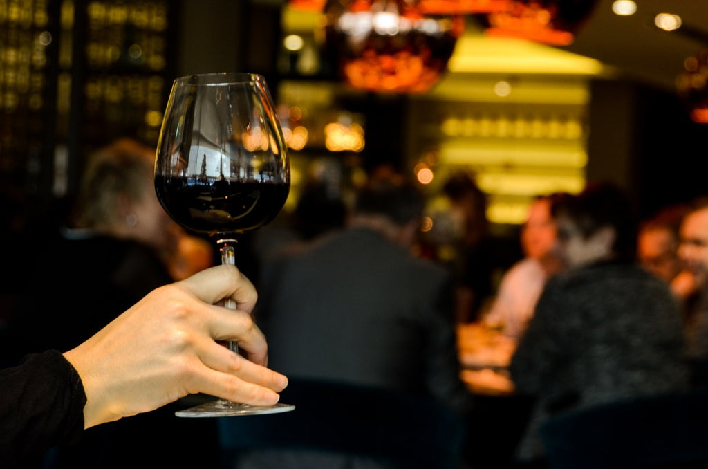Wine Education: Does Drinking Red Wine Help with COPD?