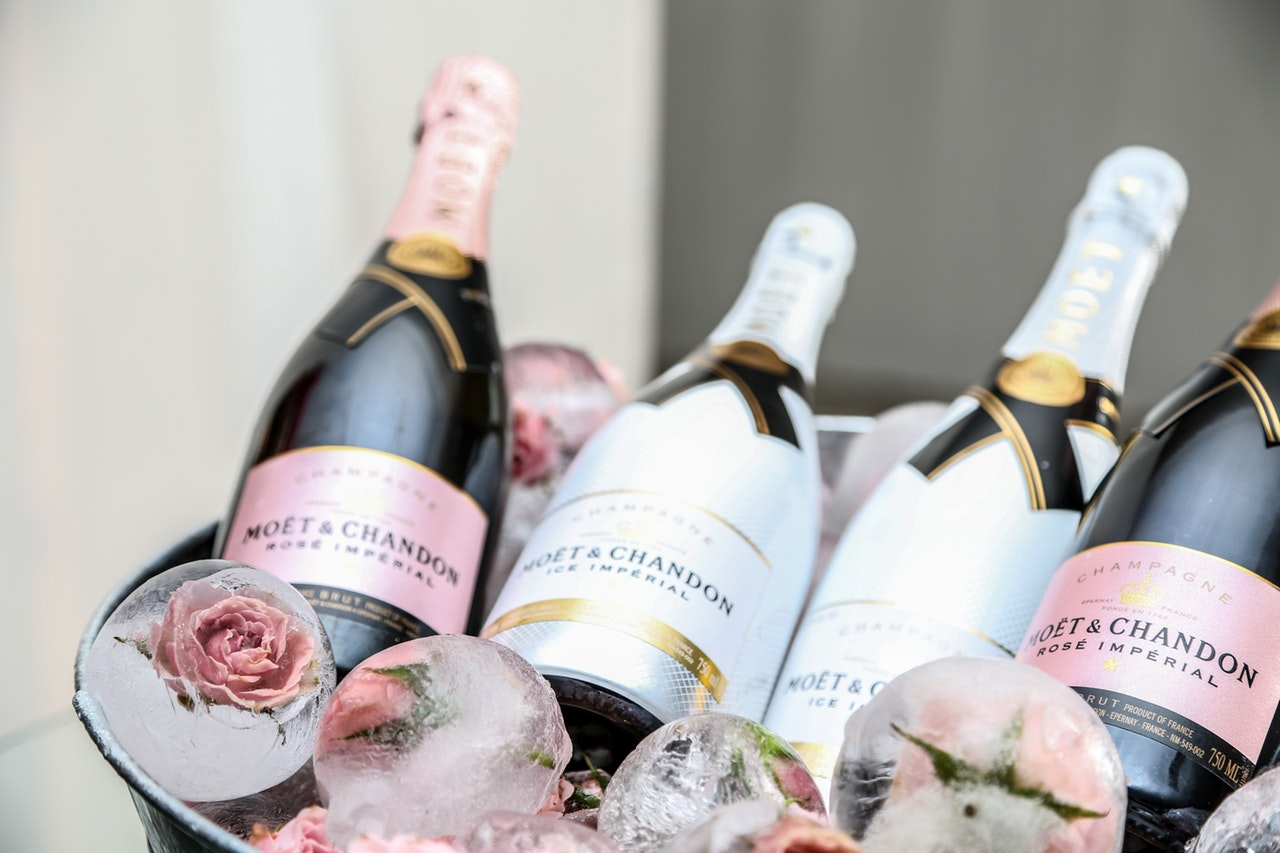 The Rest of the World is Drinking More Champagne than France