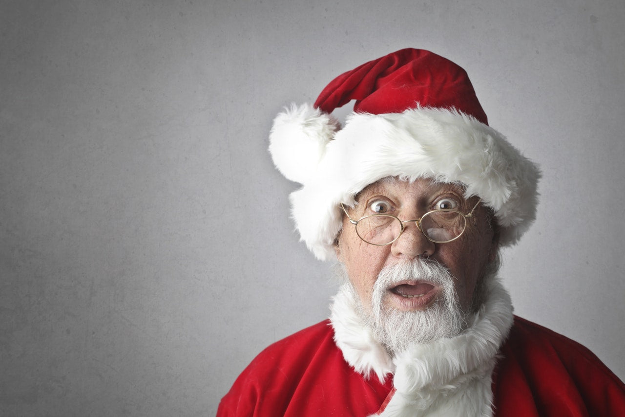Wine Education: What Would Santa Claus Drink?