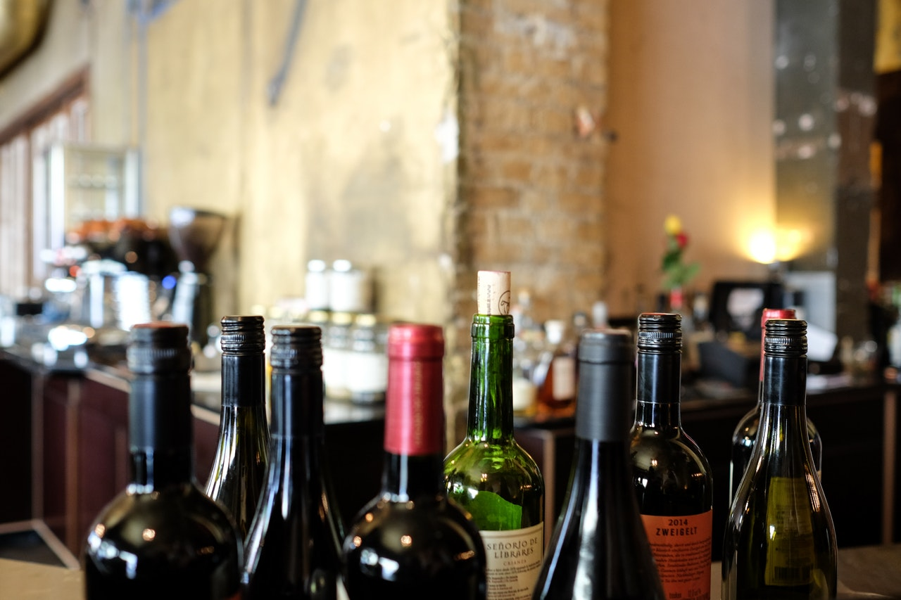 Vino's Knowledgeable Staff Says Out With the Old and In With the New Wine