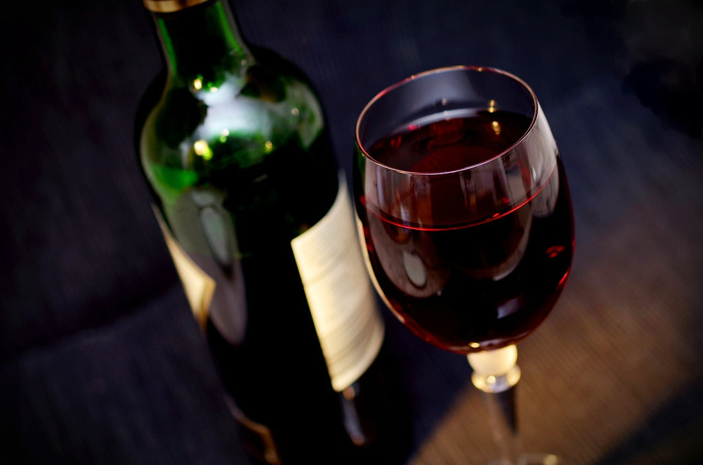 Wine Education: Study Says Red Wine Could Be Good for Your Teeth