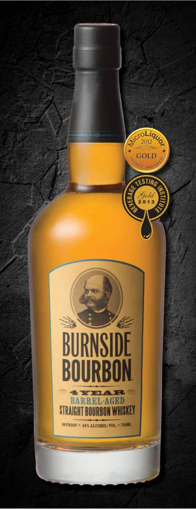 Burnside 4 Year Barrel-Aged Bourbon 750mL