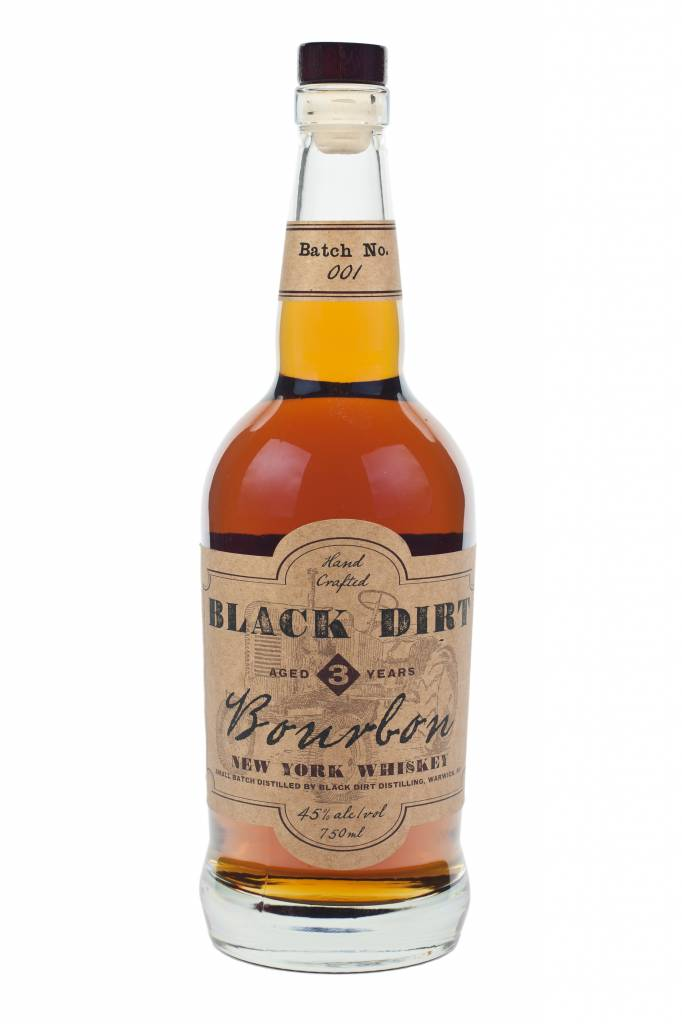 Black Dirt New York Straight Bourbon Whiskey