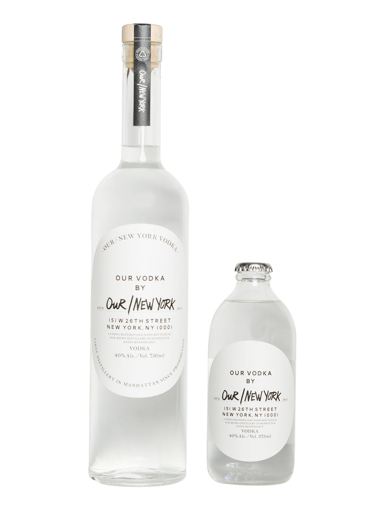Our New York Vodka 750mL