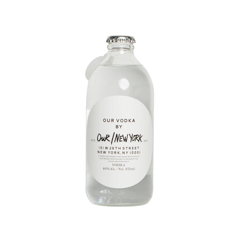 Our New York Vodka 375mL