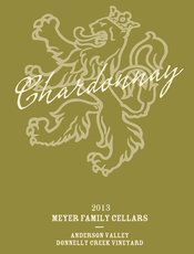 Meyer Family Cellars Donnelly Creek Vineyards Chardonnay