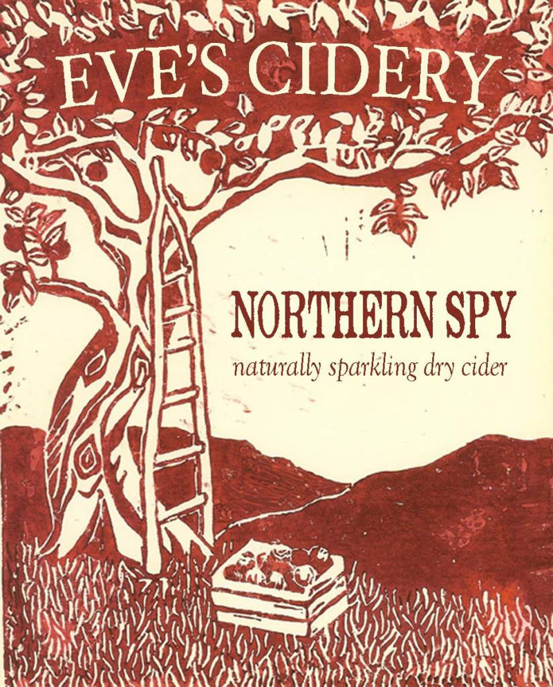 Eve's Cidery Northern Spy Cider 750mL
