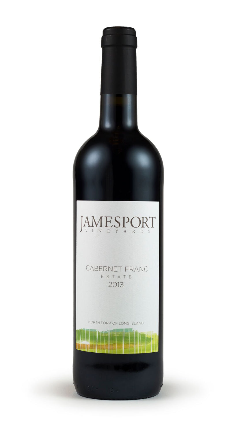 Jamesport Vineyard Estate Cabernet Franc 2017