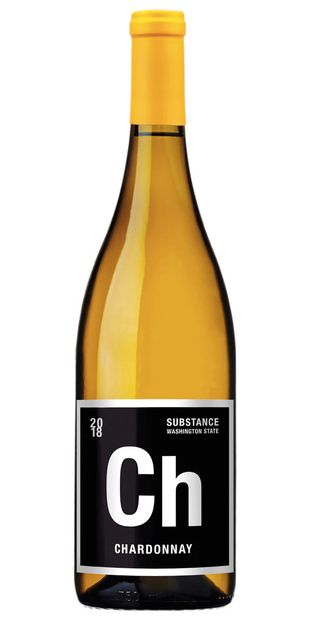 Wines of Substance Chardonnay Washington State 2018