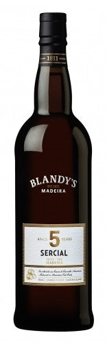 Blandy Madeira Alvada 5 Year 500ml
