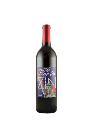The People's Zinfandel 2017 750ml