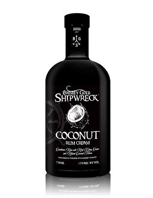 Brinley Gold Shipwreck Coconut Rum 750mL