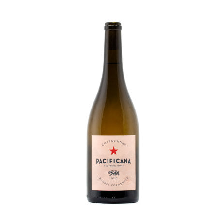Pacificana Barrel Fermented Chardonnay 2018