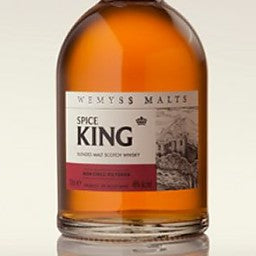 Wemyss Scotch Spice King 8 Year