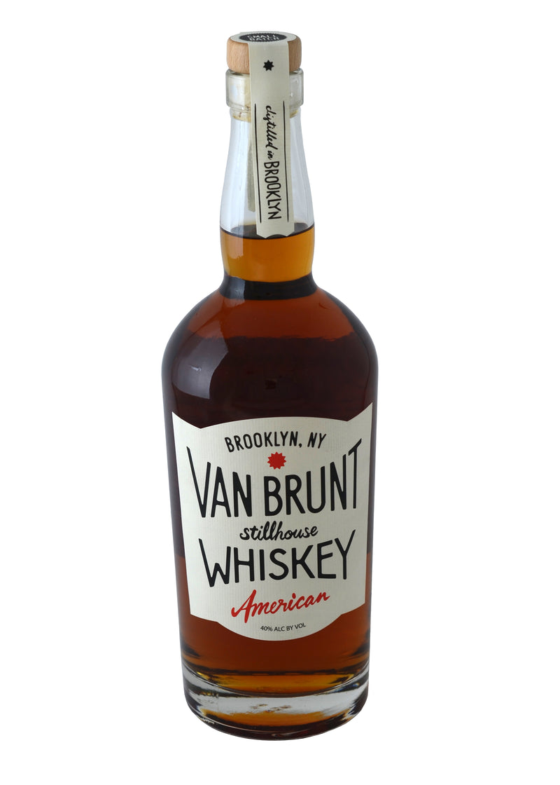 Van Brunt Stillhouse American Whiskey 750mL